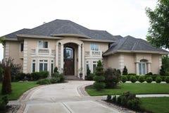 Casa luxuosa Imagens de Stock Royalty Free
