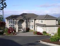Casa luxuosa Imagem de Stock Royalty Free