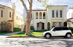 Casa luxuosa Imagem de Stock