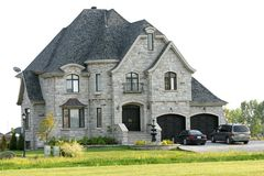 Casa luxuosa Fotos de Stock