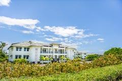 Casa luxuoso no campo Fotografia de Stock