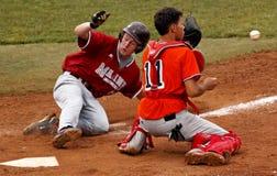 Casa maggiore della Maine di serie di mondo di baseball della lega Fotografie Stock