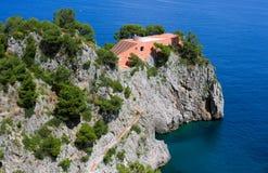 Free Casa Malaparte-III-Capri-Italy Royalty Free Stock Photos - 144652328