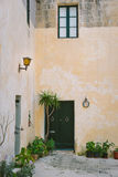 Casa maltesa em Mdina Imagem de Stock Royalty Free