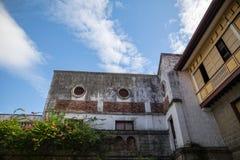 Casa Manila museum at intramuros Royalty Free Stock Photos
