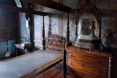 Casa Manila muzeum w Manila Filipiny Fotografia Royalty Free