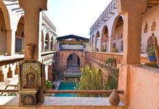 Casa marroquí tradicional foto de archivo libre de regalías