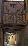 Casa medieval Foto de archivo libre de regalías