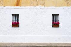 Casa mediterránea Fotografía de archivo