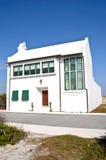 Casa mediterránea del estilo Fotografía de archivo libre de regalías