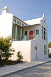 Casa mediterrânea do estilo Foto de Stock