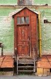 Casa melancólica Imagen de archivo