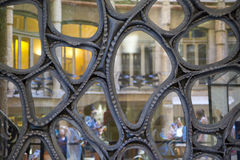 Casa Mila in Barcelona Spain Stock Photography
