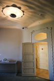 Casa Mila (La Pedrera)- room detail, Barcelona. Casa Mila (La Pedrera) interior scene, room detail, Barcelona, Spain. By Antoni Gaudi Royalty Free Stock Photo