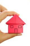Casa miniatura Immagine Stock