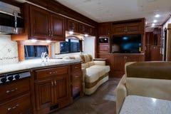 Casa mobile Fotografia Stock