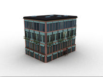 Casa modelo Imagem de Stock Royalty Free