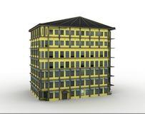 Casa modelo Foto de archivo