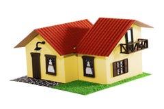 Casa modelo Fotografía de archivo