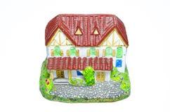 Casa modelo Foto de Stock Royalty Free
