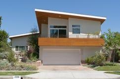 Casa moderna Immagini Stock