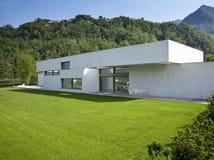 Casa moderna Imagens de Stock
