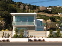 Casa moderna 2 Foto de Stock Royalty Free