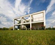 Casa moderna Immagine Stock