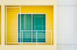 Casa moderna Fotografie Stock