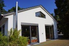 Casa moderna Imagem de Stock Royalty Free