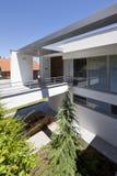 Casa moderna hermosa Foto de archivo