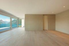 Casa moderna hermosa, interior Imagenes de archivo