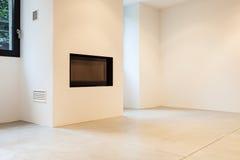 Casa moderna interior Imagens de Stock