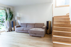 Casa moderna interior Foto de archivo