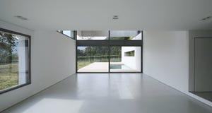 Casa moderna interna Fotografie Stock