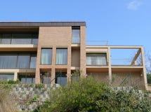 Casa moderna nova Imagens de Stock