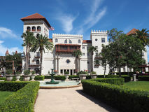 Casa Monica Hotel in St. Augustine Florida Royalty Free Stock Photo