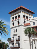 Casa Monica Hotel in St. Augustine Florida Stock Image