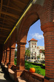 Casa Monica in St Augustine Royalty Free Stock Image