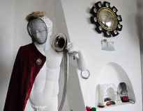 Casa-Museo Salvador Dali in Cadaques, Spagna Immagini Stock Libere da Diritti