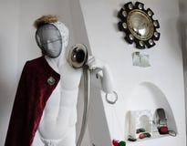Casa-Museo Salvador Dali en Cadaques, España Imágenes de archivo libres de regalías