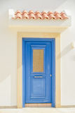 Casa na ilha de Chipre Fotografia de Stock Royalty Free