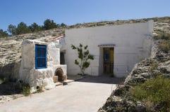 Casa na montanha Foto de Stock