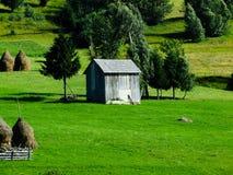 Casa na natureza Foto de Stock Royalty Free