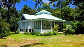 Casa nas Caraíbas Fotografia de Stock Royalty Free