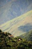 Casa nas montanhas Fotografia de Stock