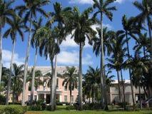 Casa Nassau Bahamas de Ancbacher Foto de Stock Royalty Free