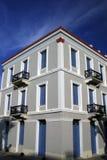 Casa neoclassica - Nauplio, Grecia Fotografia Stock Libera da Diritti