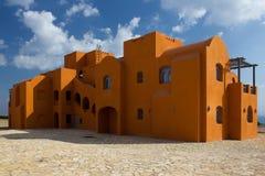 Casa no estilo oriental Egypt Foto de Stock