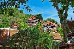 Casa no estilo tailandês Foto de Stock
